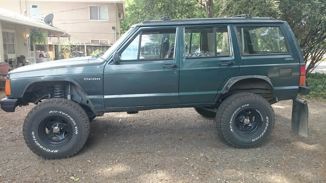 Picture of 1993 Jeep Cherokee 4 Dr STD 4WD SUV, exterior