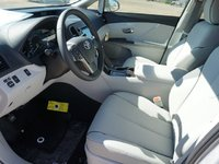 2015 Toyota Venza V6 XLE FWD, Front sit view, interior, gallery_worthy