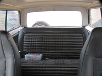 1978 Ford Bronco, Interior restoration, interior