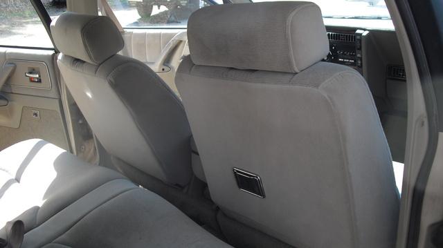 Picture of 1995 Buick Century Custom Sedan FWD, interior, gallery_worthy