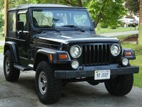 Picture of 1997 Jeep Wrangler Sport, exterior