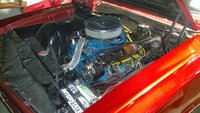 Picture of 1966 Pontiac Le Mans, engine