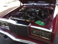 Picture of 1987 Chrysler Fifth Avenue, engine