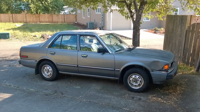 Picture of 1983 Honda Accord Base Sedan