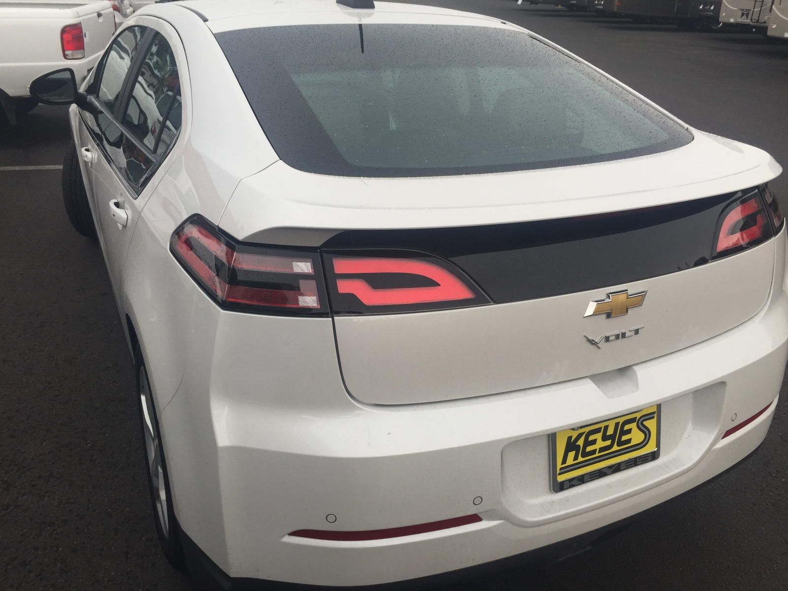 New 2015 Chevrolet Volt For Sale - CarGurus