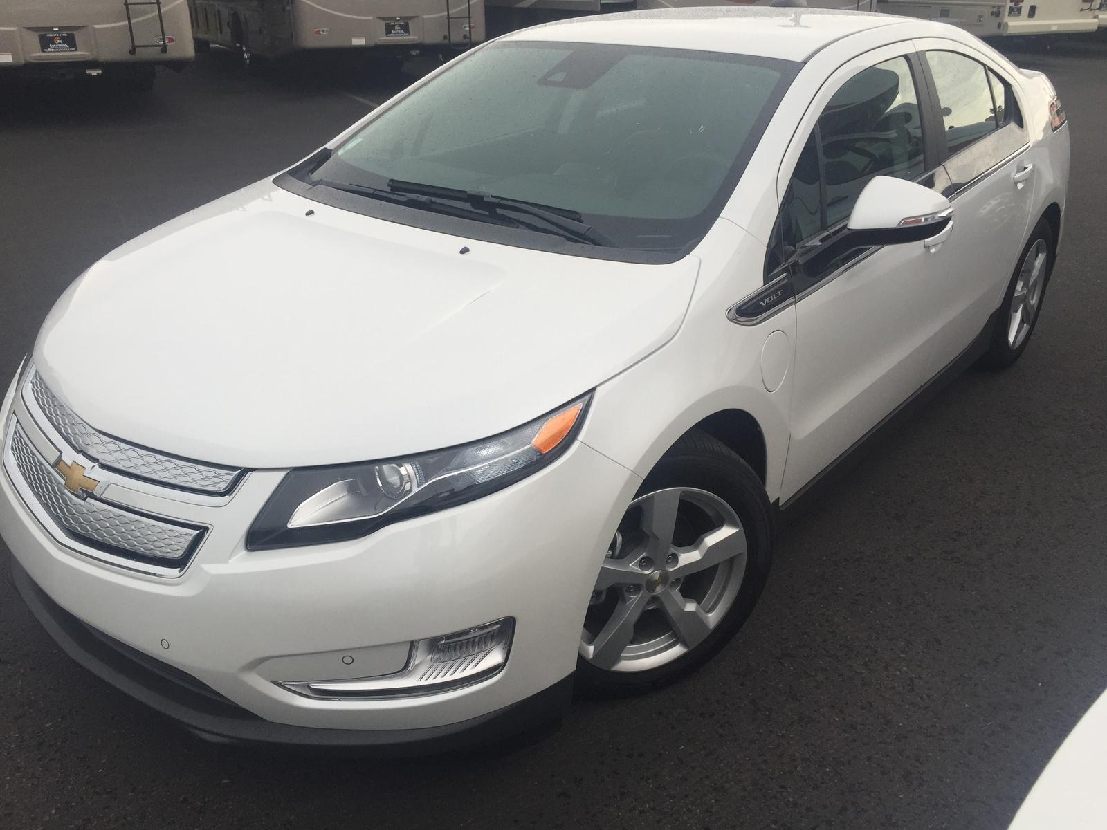 Abilene Chevrolet Volt >> New 2015 Chevrolet Volt For Sale - CarGurus