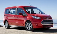 2015 Ford Transit Connect, Front-quarter view, exterior, manufacturer, gallery_worthy