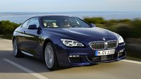 2016 BMW 6 Series, Front-quarter view, exterior, manufacturer