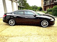Picture of 2010 Nissan Maxima SV, exterior, gallery_worthy