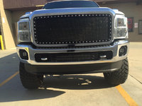 Picture of 2012 Ford F-350 Super Duty Lariat Crew Cab LB 4WD, exterior, gallery_worthy