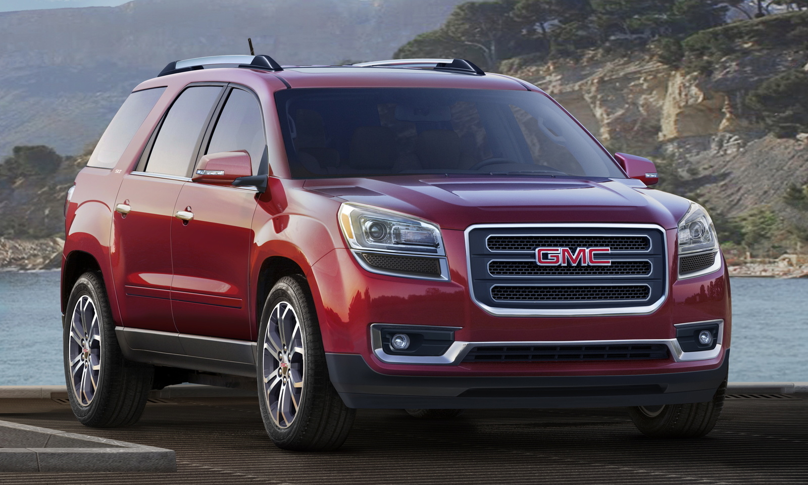 Gmc Acadia Denali For Sale >> 2016 Gmc Acadia Overview Cargurus