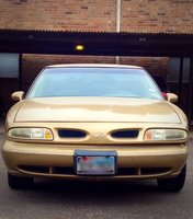 Picture of 1998 Oldsmobile LSS 4 Dr STD Sedan, exterior