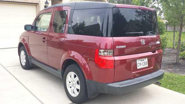 Picture of 2008 Honda Element