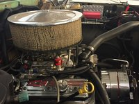 Picture of 1974 Chevrolet Blazer, engine