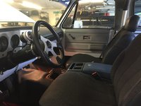 Picture of 1974 Chevrolet Blazer, interior