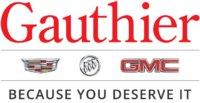 Jim Gauthier Buick GMC Cadillac logo