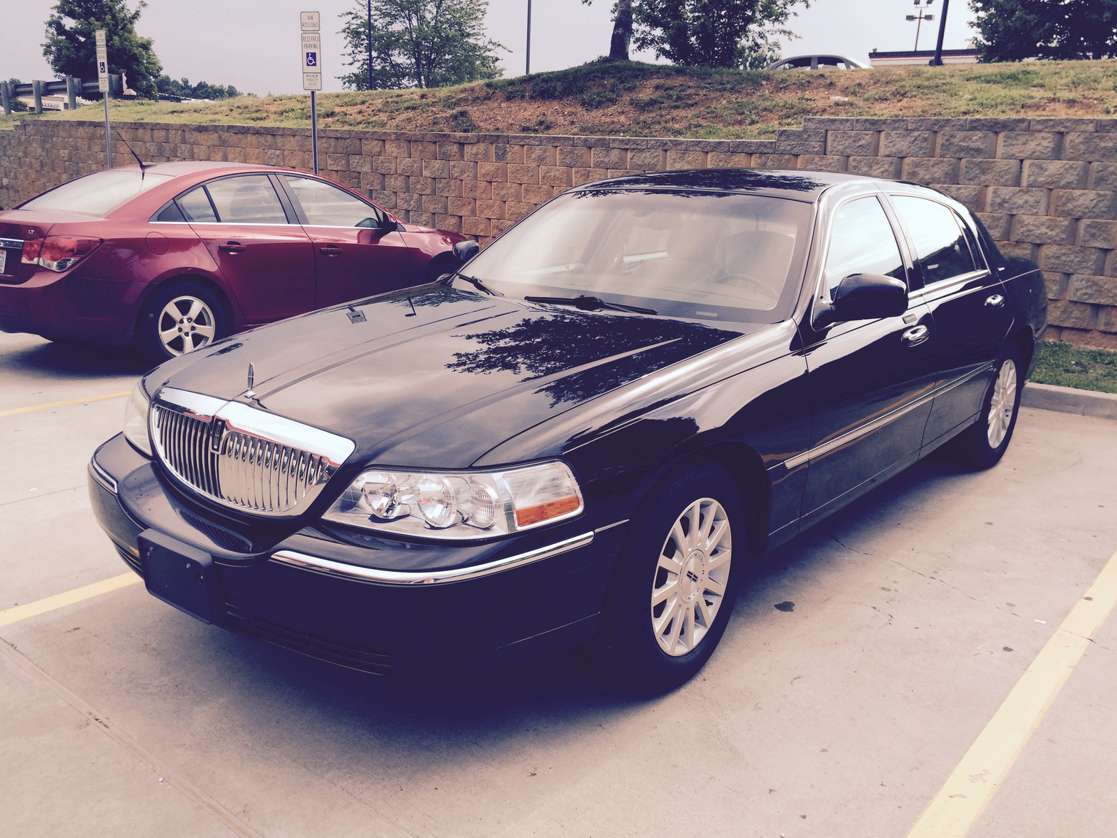 Lincoln Town Car Questions Stiff Ride Cargurus