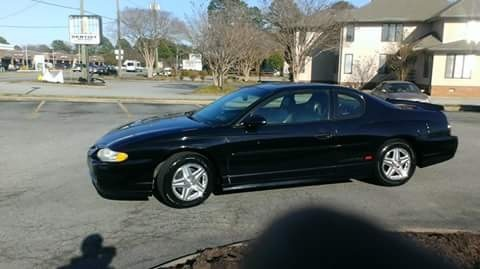 2001 chevrolet monte carlo ss for sale cargurus. Black Bedroom Furniture Sets. Home Design Ideas