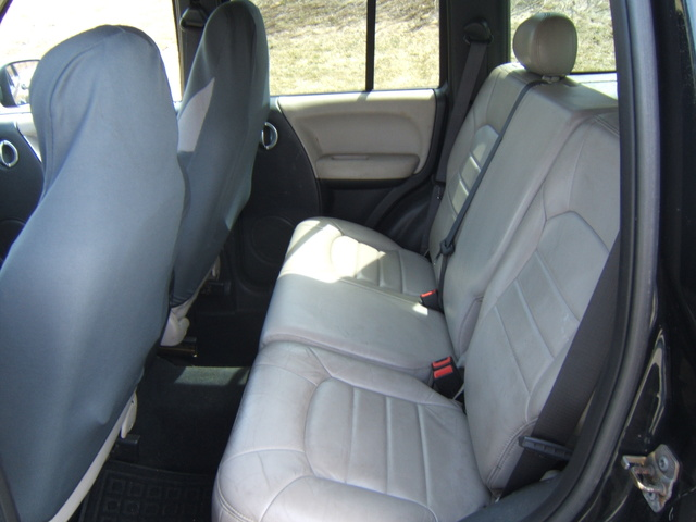Superb Picture Of 2002 Jeep Liberty Limited, Interior, Gallery_worthy Design