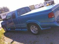 Picture of 1995 GMC Sonoma 2 Dr SL 4WD Standard Cab LB, exterior