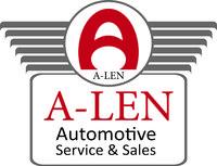 A-Len Auto Sales logo