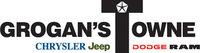 Grogan's Towne Chrysler Jeep Dodge Ram logo