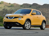 2015 Nissan Juke Picture Gallery