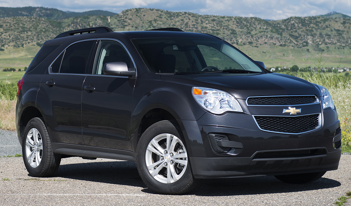 2015 Chevrolet Equinox Overview Cargurus