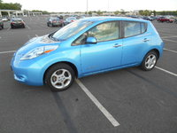 Picture of 2012 Nissan Leaf SV, exterior