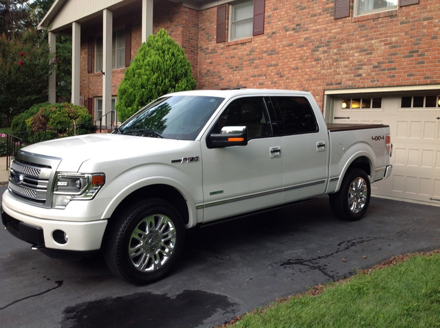 2014 ford f-150 - pictures