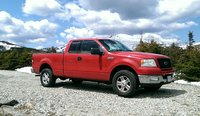 Picture of 2004 Ford F-150 XLT Ext. Cab Flareside 4WD, exterior, gallery_worthy