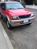 Picture of 1998 Mitsubishi Montero Sport 4 Dr LS SUV, exterior