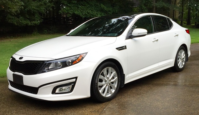 Picture of 2014 Kia Optima EX, exterior, gallery_worthy
