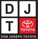 Don Joseph Toyota logo