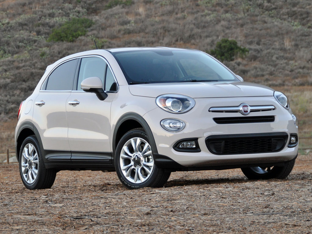 2016 FIAT 500X Lounge, 2016 Fiat 500X Lounge, exterior, gallery_worthy