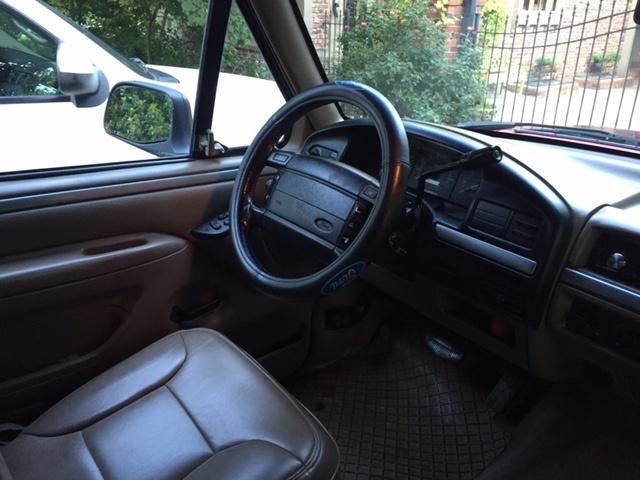 1995 Ford Bronco - Pictures - CarGurus