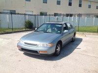 1985 Honda Accord LX Sedan, Honda Accord EX 1995, exterior