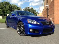 2008 Lexus IS Picture Gallery