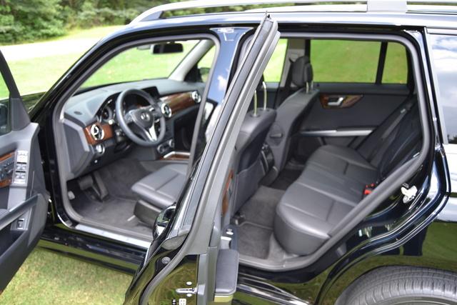 picture of 2015 mercedes benz glk class glk350 interior. Black Bedroom Furniture Sets. Home Design Ideas