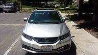 Picture of 2014 Honda Civic EX