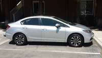Picture of 2014 Honda Civic EX