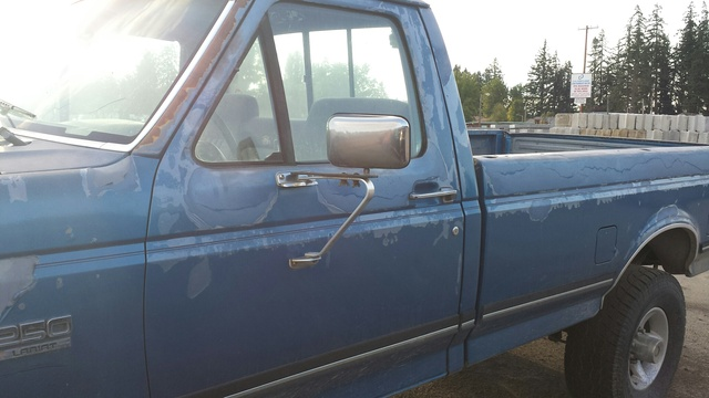 Picture of 1990 Ford F-250 2 Dr STD 4WD Standard Cab LB
