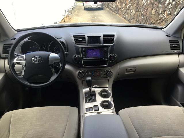 2013 Toyota Highlander Hybrid Pictures Cargurus