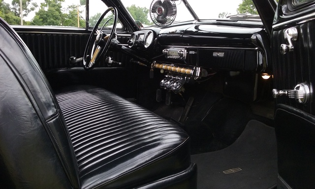 Picture of 1948 Lincoln Continental, interior, gallery_worthy