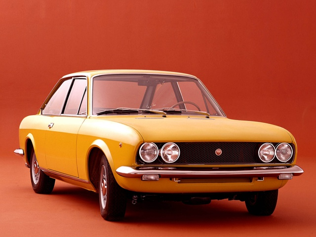 Picture of 1969 FIAT 124, gallery_worthy