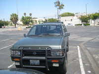 Picture of 1992 Nissan Pathfinder 4 Dr SE 4WD SUV