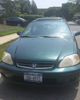 Picture of 1999 Honda Civic Coupe, exterior