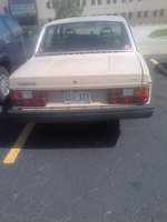 Picture of 1984 Volvo 240 DL, exterior