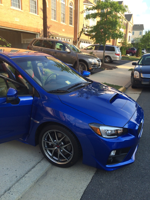 Picture of 2016 Subaru Impreza WRX STi