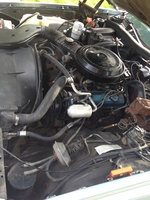 Picture of 1977 Chevrolet Caprice, engine
